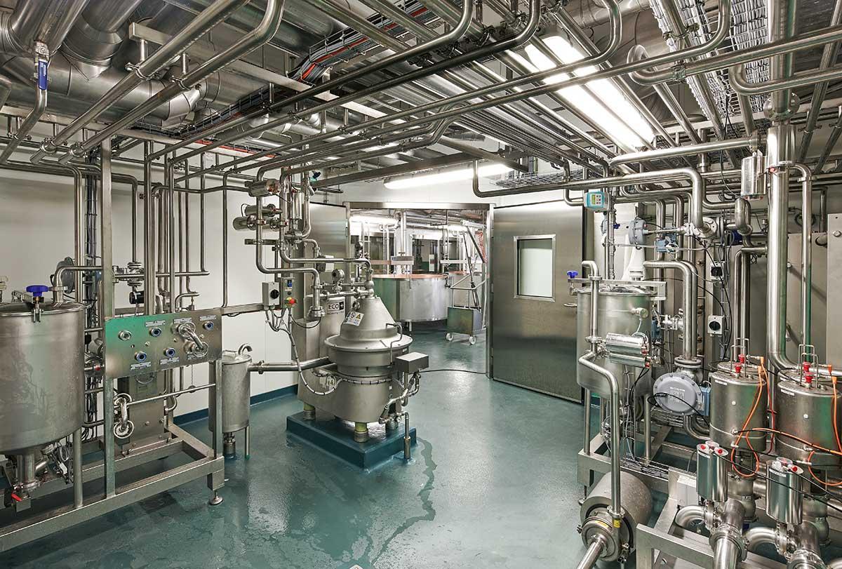 Fabsolution Prozessorientierte Lösungen für Fabrikationsbetriebe