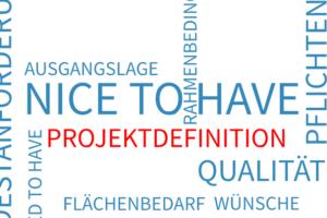Die Projektdefinition