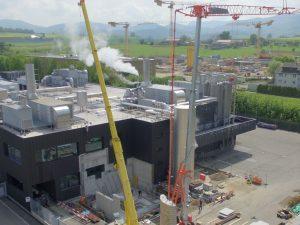 Ricola – Baustellenbericht 1