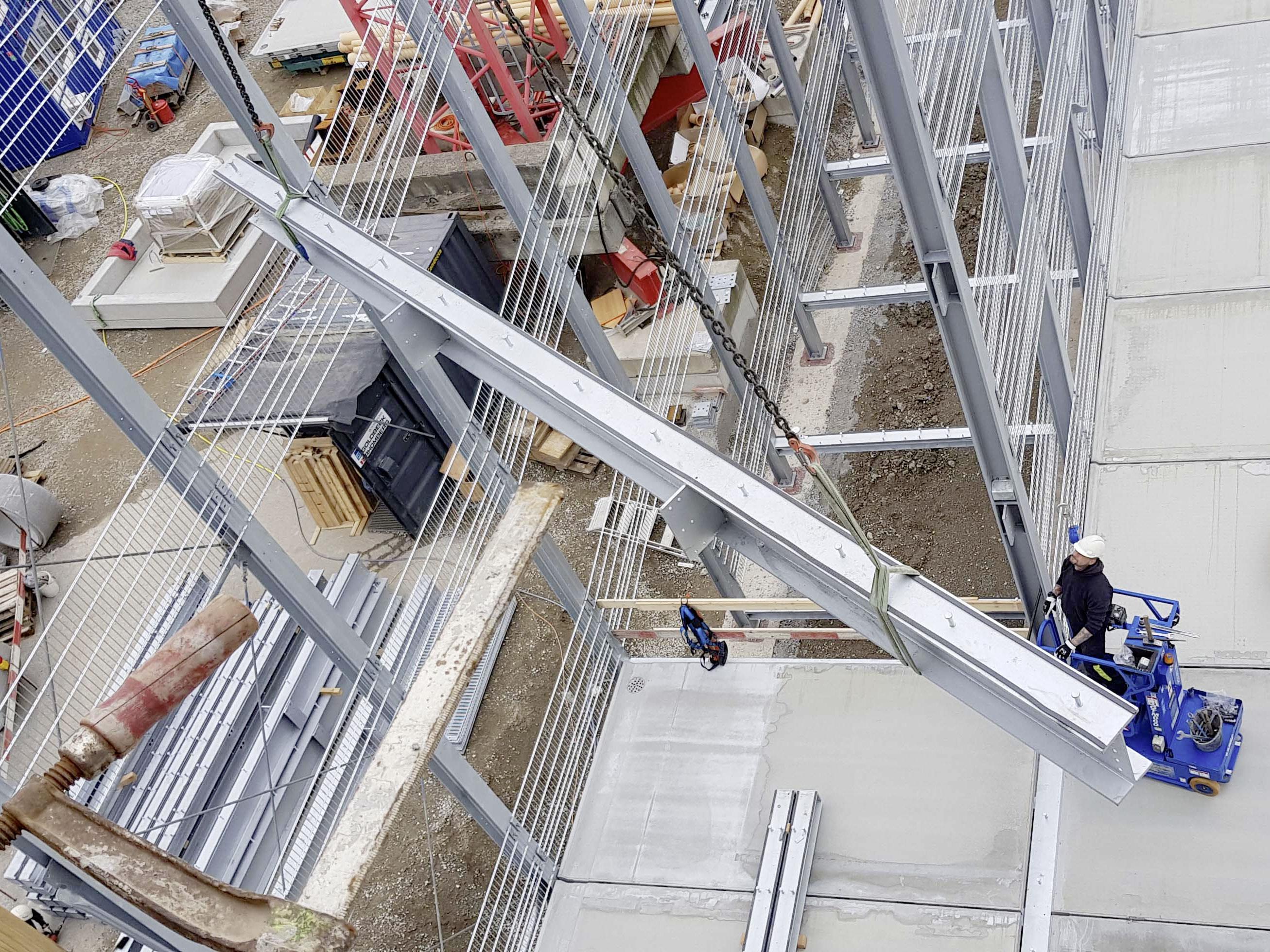 Überprüfung der Realisierbarkeit eines Projektes auf Basis von Kosten-, Termin- und Qualitätsvorgaben.