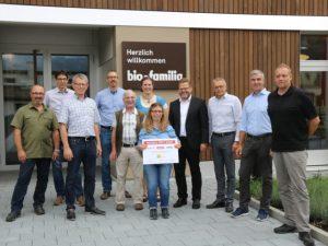 Spenden an Stiftung Rüttimattli
